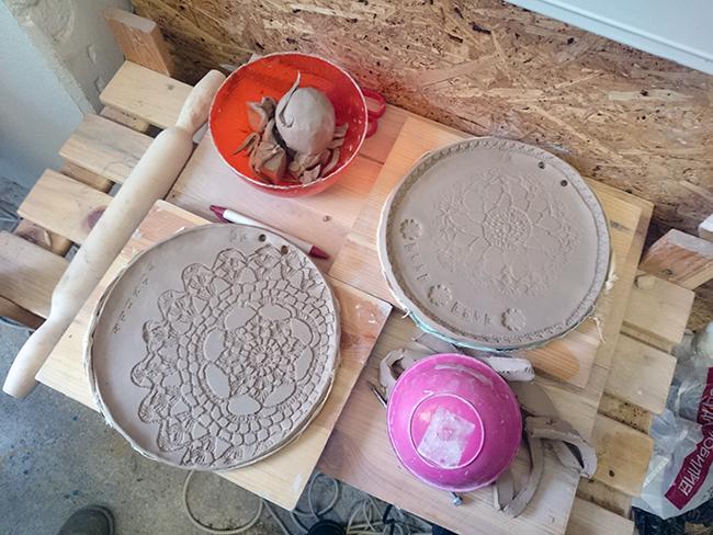 Керамическая посуда своими руками в домашних условиях